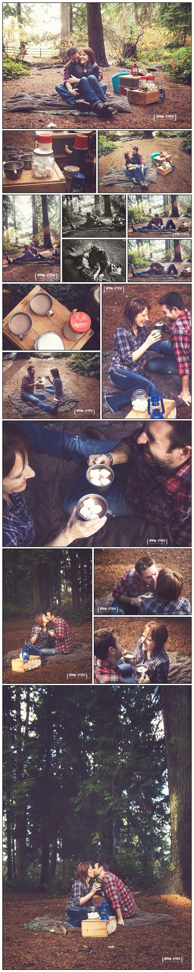marysville couple_mill creek engagement_forest session_camping session_natural light engagement_lifestyle engagement_engagement in the woods...www.urbanutopiaphotography.com