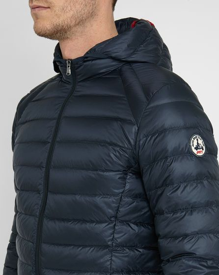 Doudoune Light Hooded Nico Bleu Marine JOTT