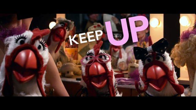 Keep UP Virgin Media - Image spot (August 2014)  2014 PromaxBDA UK Silver Award…