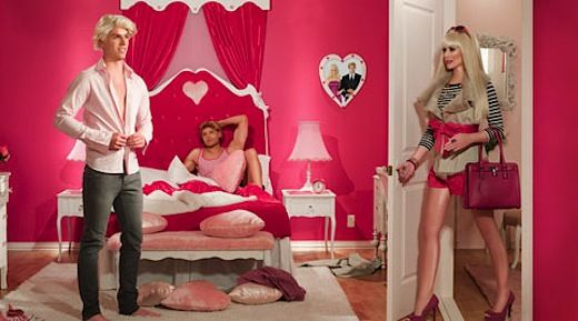The Trouble With Barbie And Ken...