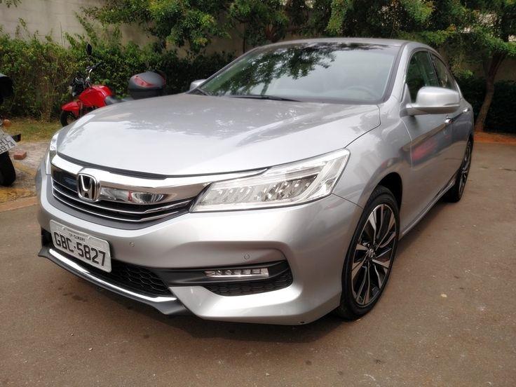 Review: carro Honda Accord 2016 EX V6 - TecMundo > Novo design é agradável e passa um ar de esportividade ao sedã