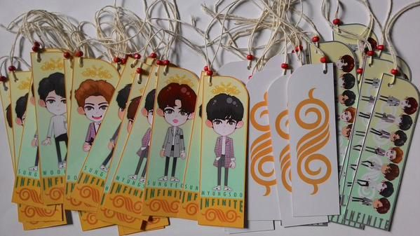 Bookmark INFINITE fanart