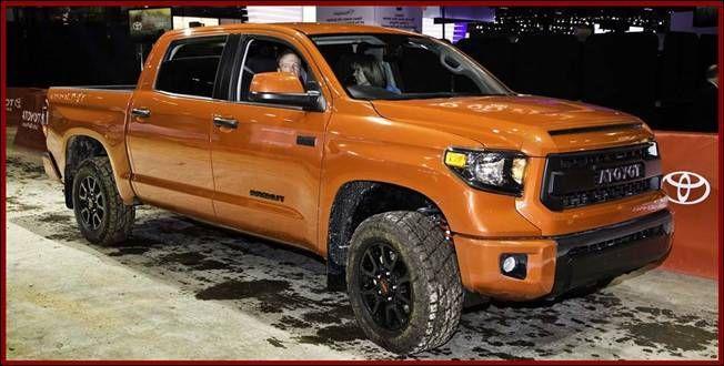 2017 Toyota Tundra TRD Pro Diesel