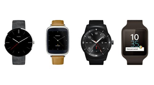 New Android Wear Watches: Selection & Features are Growing