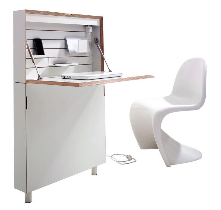 FlatMate Space Saving Desk   Mueller Enform USA  -  $2,125.00