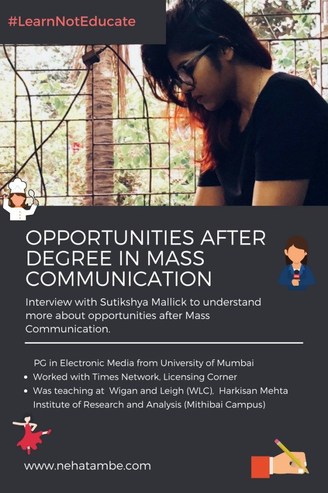 Opportunities Galore After Degree In Mass Communication Mass
