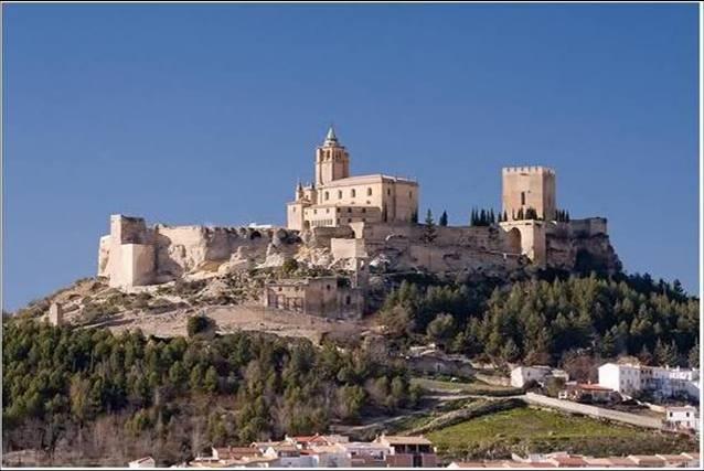 Spain - Castillo de Alcala la Real, Jaen