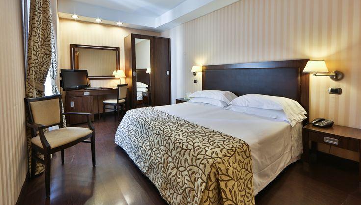 BEST WESTERN Hotel Villafranca #Roma #room #camera #hotel #design