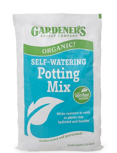 Organic Self-Watering Potting Mix, 20 Qts.