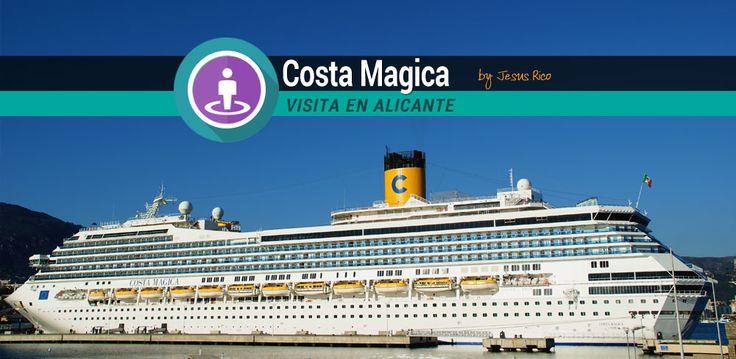 Cruceroadicto.com visita el Costa Magica en Alicante. Esta es nuestra experiencia recorriendo el barco de Costa Cruceros. Todos los detalles aquí.
