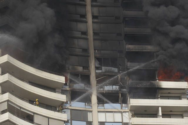 Marco Polo fire caused more than $100 million in damage - Honolulu Star-Advertiser