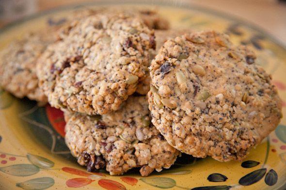 Homemade cookies from Sunny Joe's Cafe in Roncesvalles (250 Sorauren Ave)