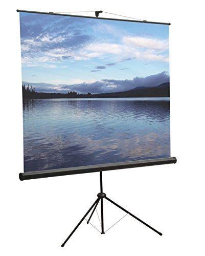 ITB LI012801 pantalla de proyección - Pantalla para proyector (12 kg, 201 x 22.5…