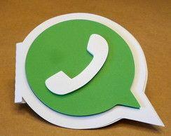 "Kit Festa Teen ""WhatsApp"""
