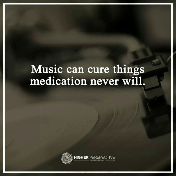 Music hath charms...