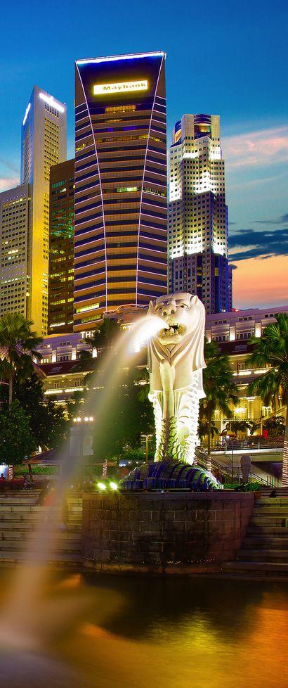 The Merlion, Singapore