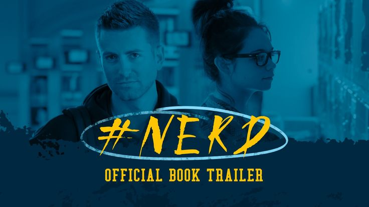 #NERD by Cambria Hebert - OFFICIAL BOOK TRAILER