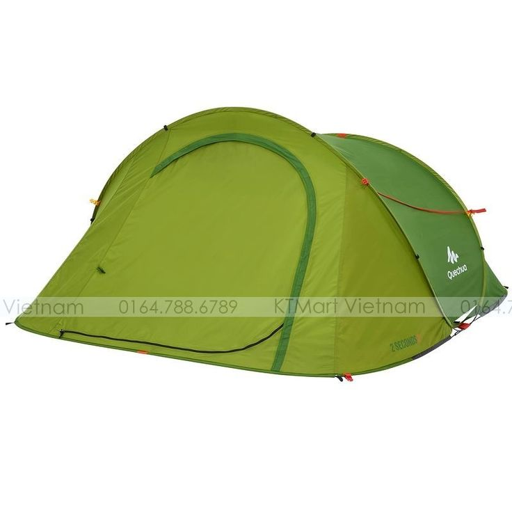 Quechua 2 Seconds Easy III 3 Man Waterproof Pop Up Camping Tent Quechua Lều phượt Lều du lich VNXK
