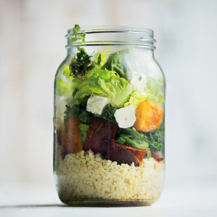 The ultimate mason jar salad - MyKitchen
