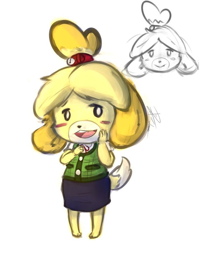 Isabelle by leadhooves on DeviantArt