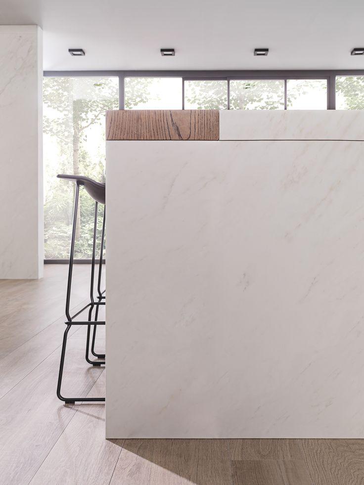 35 best kitchen inspiration images on pinterest kitchens for Encimera gres porcelanico