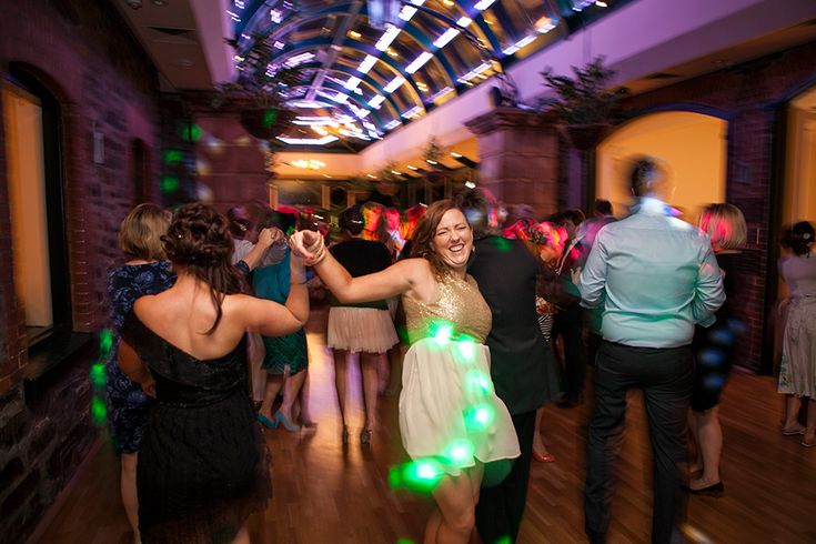 Emma and Warren Wedding in Ayers house. Reception Dance