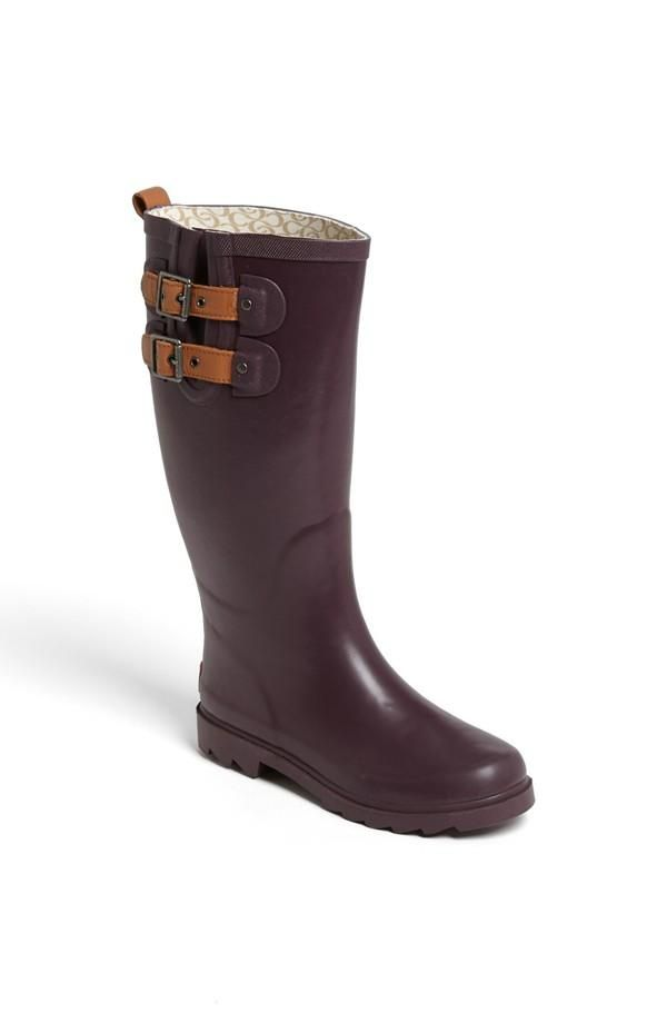 Chooka Top Solid Rain Boot Women Online Exclusive Color available at