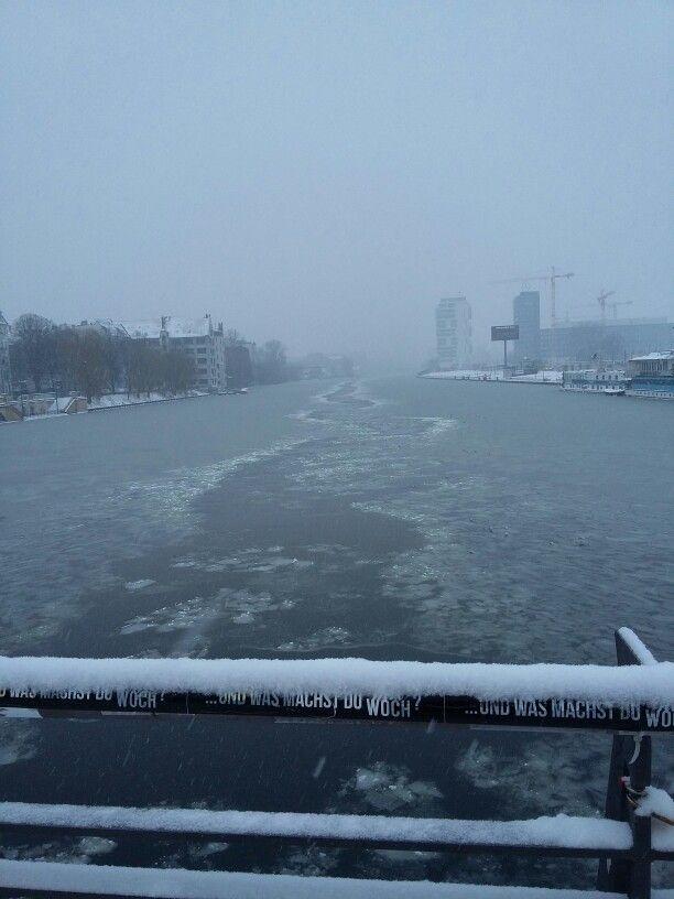Frozen River Spree...winterlove