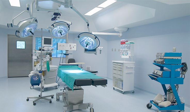 Lighting medical buildings LED | MEDILED PT