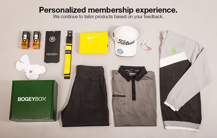 Give the Gift of Golf. Bogeyboxgolf.com