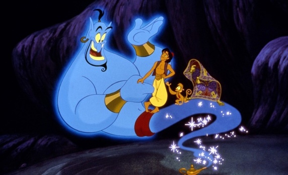 I Was Finally Able to Watch Aladdin Online