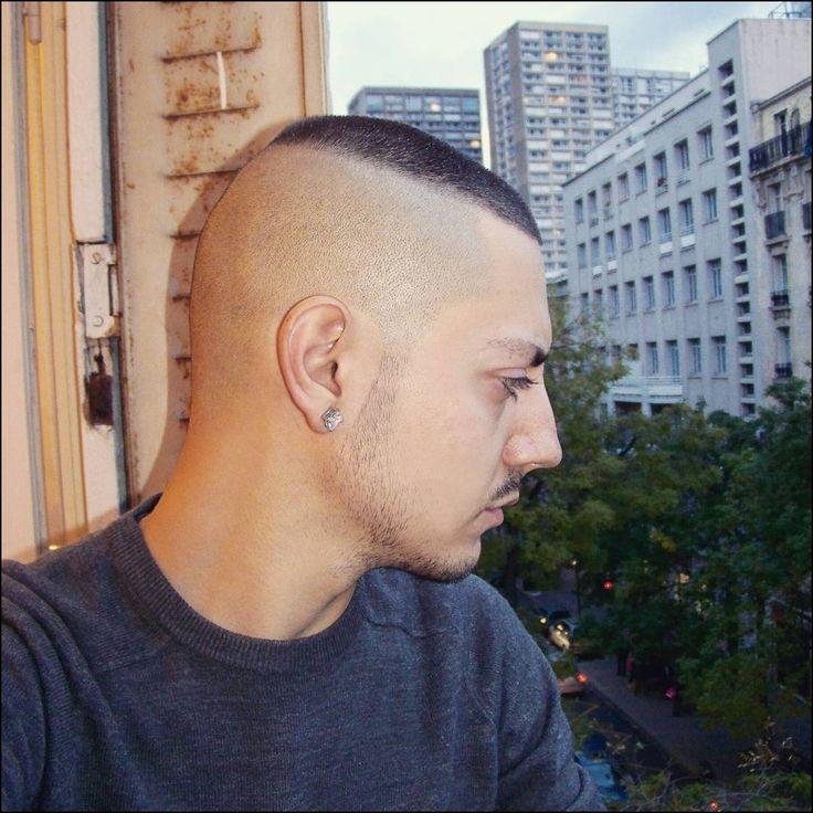 Military Haircut High and Tight