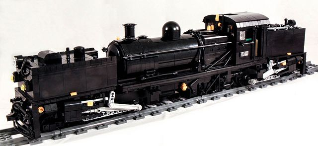 Puffing Billy G42 Lego | Flickr - Photo Sharing!