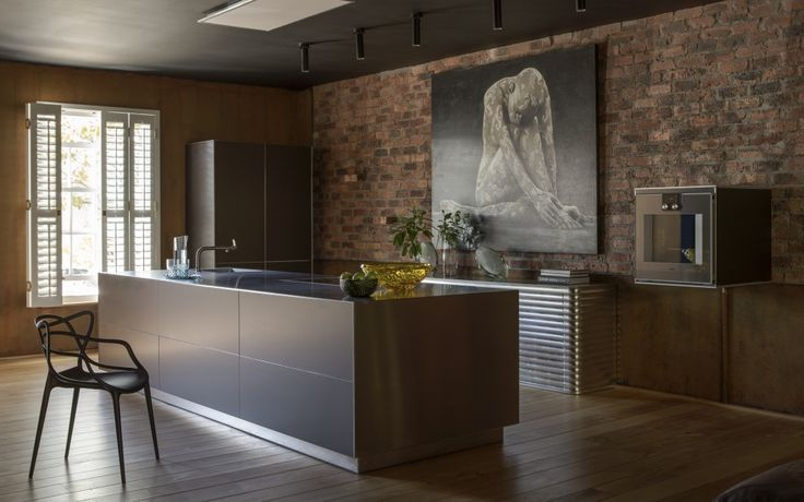 Alphen Awakened - Kitchen by Bulthaup - so clean and simple and everything you need (and more)