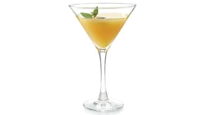 Martini à la mangue et à la menthe | Recettes IGA