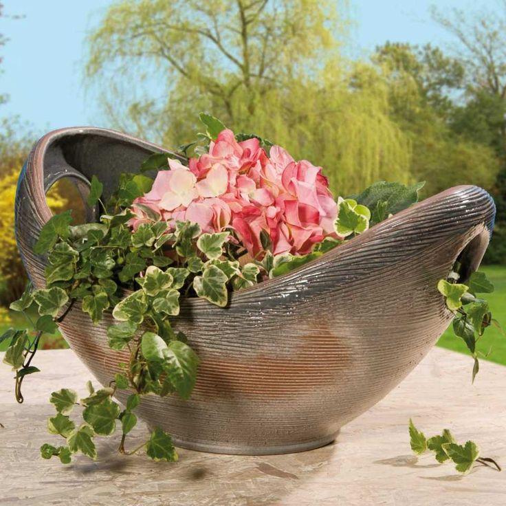 13 besten Pflanzkübel Bilder auf Pinterest   Keramik, Geschenk und ...