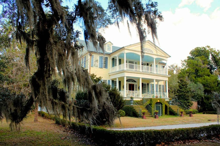 55 best plantation homes images on pinterest for South carolina plantations for sale