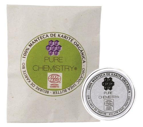 Manteca de Karité Orgánica y 100% Pura/ 100% Pure and 100% Organic Certified Shea Butter — Cosméticos PURE CHEMISTRY® COSMETICS -COSMETICOS PURE CHEMISTRY®