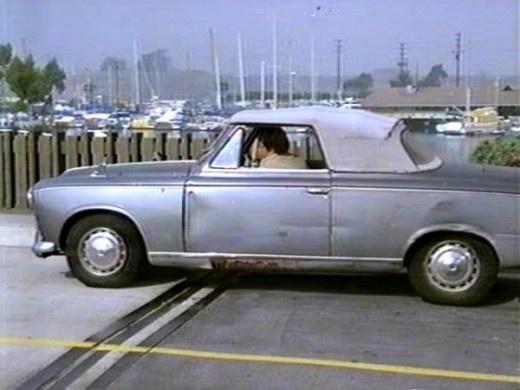 Lt. Columbo's '59 Peugeot 403.