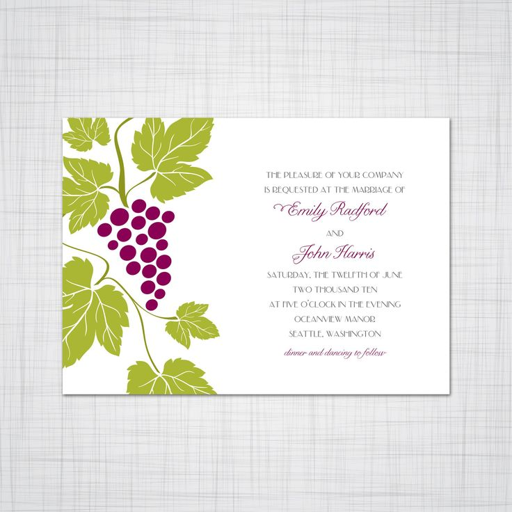 What To Write On Wedding Invitations: 17 Best Ideas About Wedding Invitation Wording On