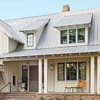 The Pros And Cons Of Metal Roofing Gardens Board And