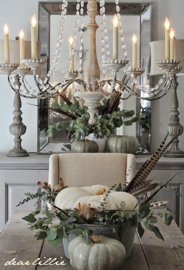 Beautiful Indoor Fall Decorating Ideas