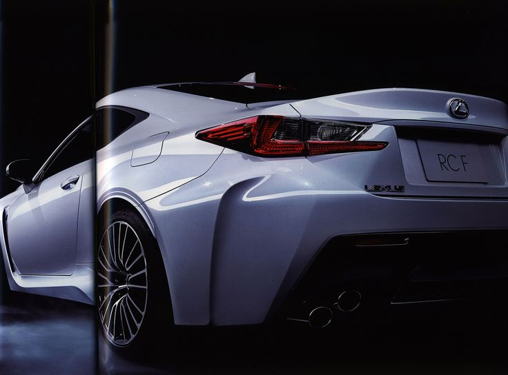 https://flic.kr/p/Sq2bXL | Lexus RC F; 2014_2  (Japan)
