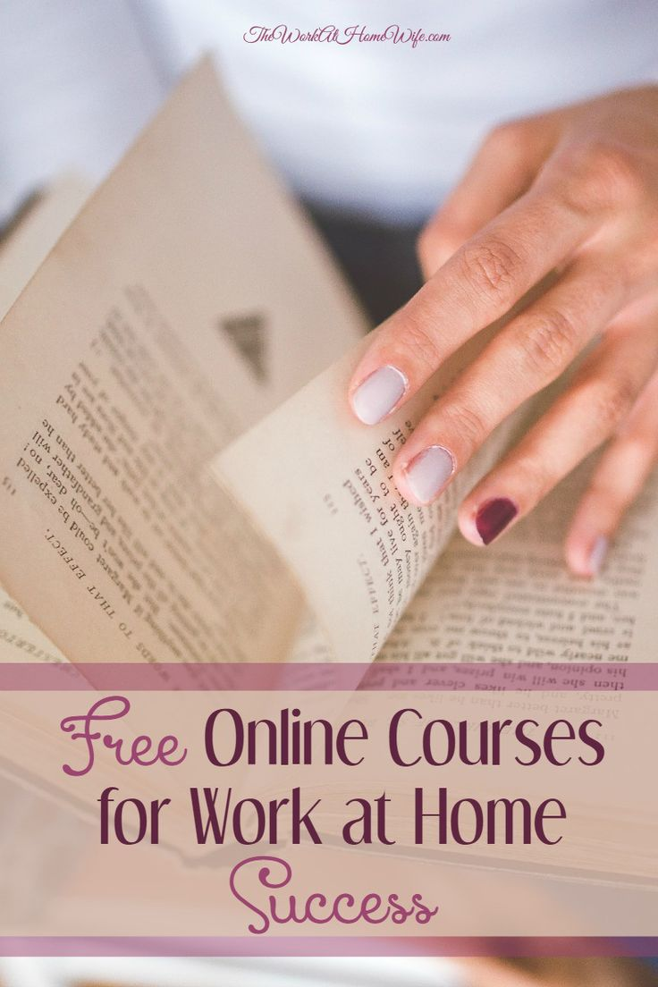 Is a lack of a specific skill holding you back? If you are looking to bust through your work at home barriers, here are several sites offering free online courses relating to home and online business needs.  http://occu.info/category/online-colleges-in-florida/