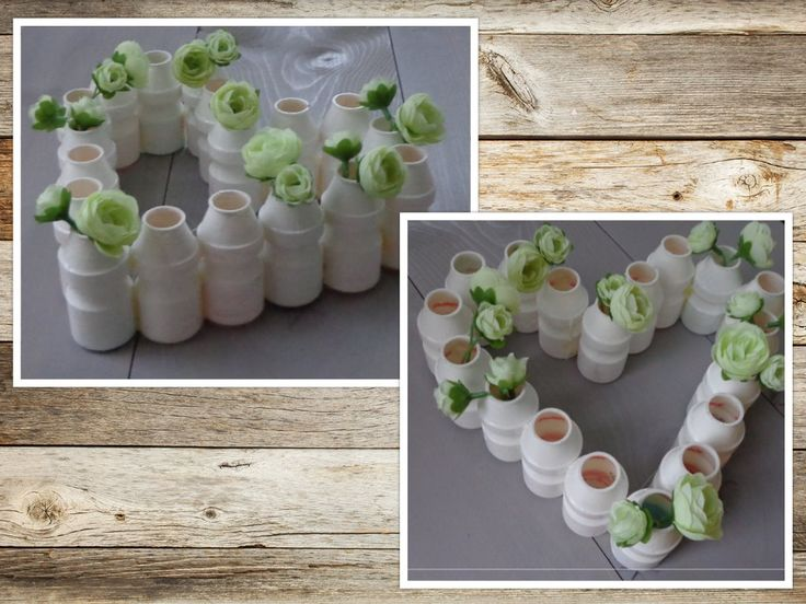 DIY with Yakult bottle