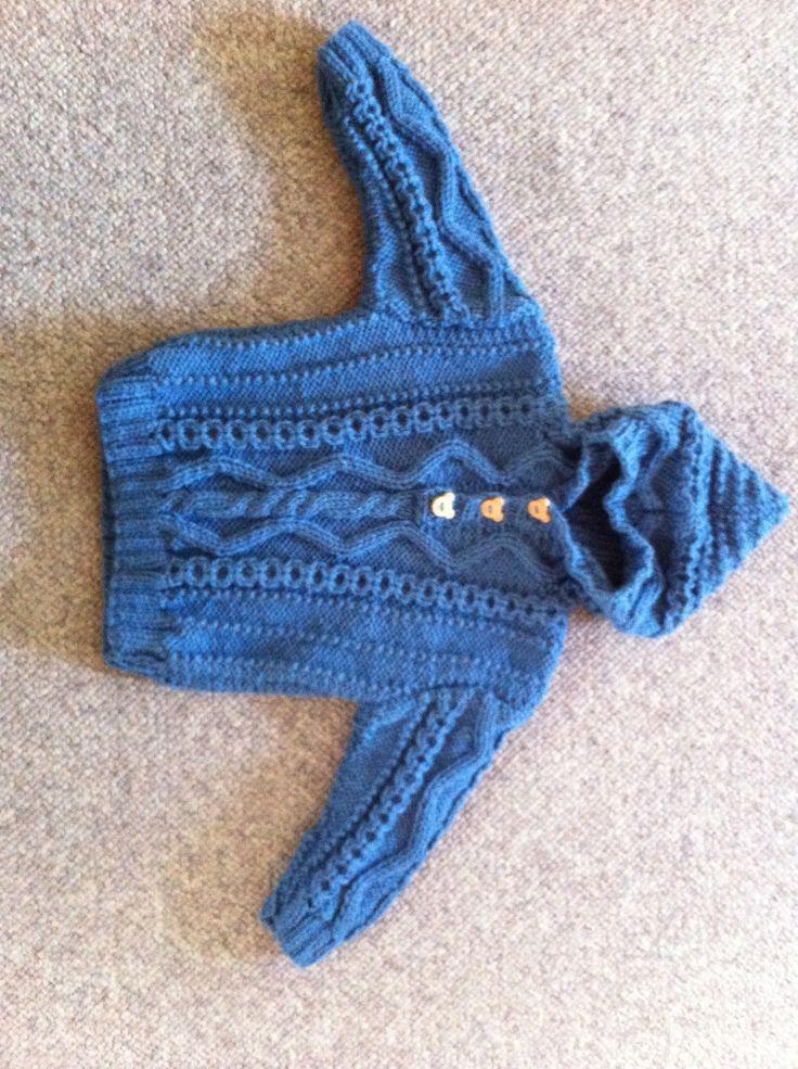 Sweater til dagplejebarn på 1 år