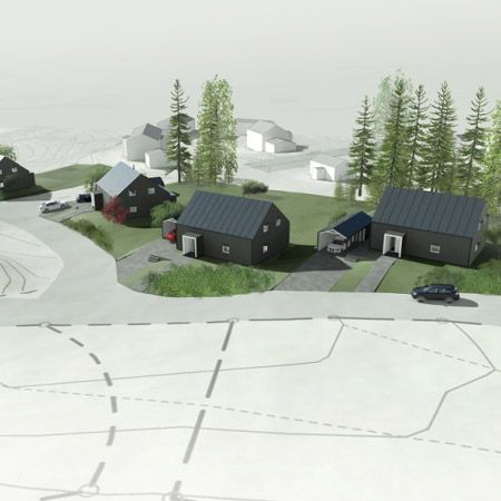 4 Passive Houses by Anders Holmberg - Dezeen