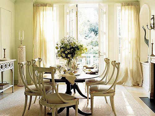 1000 Ideas About French Dining Tables On Pinterest