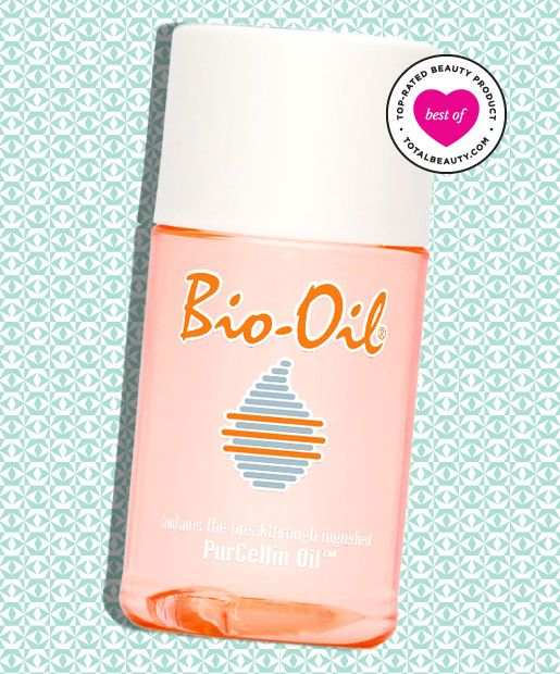 14 Best Body-Transforming Products No. 14: Bio-Oil PurCellin Oil, $9.59 Takes time but gets rid of stretch marks and scars - minimizes acne scars/marks - a must have*
