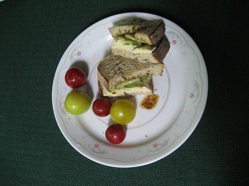 jam would make it better this sandwich with brie and cucumbers is as ...